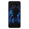 """Чехол для Samsung Galaxy S8 Plus, объёмная печать """"Sonic"""" - игра, фильм, соник, боевик"""