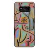 """Чехол для Samsung Galaxy S8 Plus, объёмная печать """"Парк возле Лю (Пауль Клее)"""" - картина, живопись, клее"""