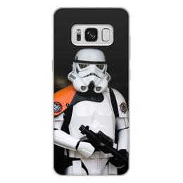 """Чехол для Samsung Galaxy S8 Plus, объёмная печать """"Звёздные войны"""" - кино, звёздные войны, star wars"""