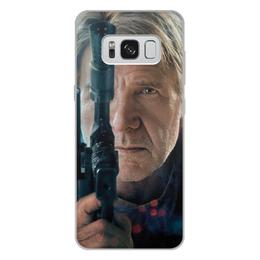 """Чехол для Samsung Galaxy S8 Plus, объёмная печать """"Звездные войны - Хан Соло"""" - звездные войны, фантастика, дарт вейдер, кино, star wars"""