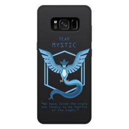 """Чехол для Samsung Galaxy S8 Plus, объёмная печать """"Team Mystic"""" - мультфильм, pokemon, покемон, мистик, mystic"""