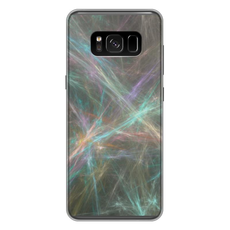 Чехол для Samsung Galaxy S8 Plus силиконовый Printio Абстрактный дизайн чехол для samsung galaxy s8 plus силиконовый printio танос