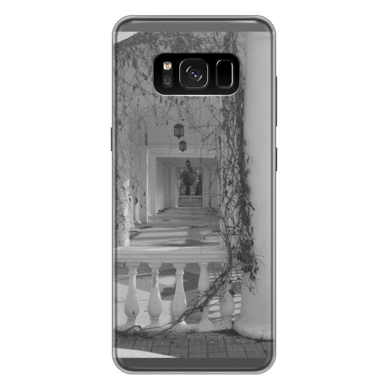 Чехол для Samsung Galaxy S8 Plus силиконовый Printio Осень printio чехол для samsung galaxy s8 plus силиконовый