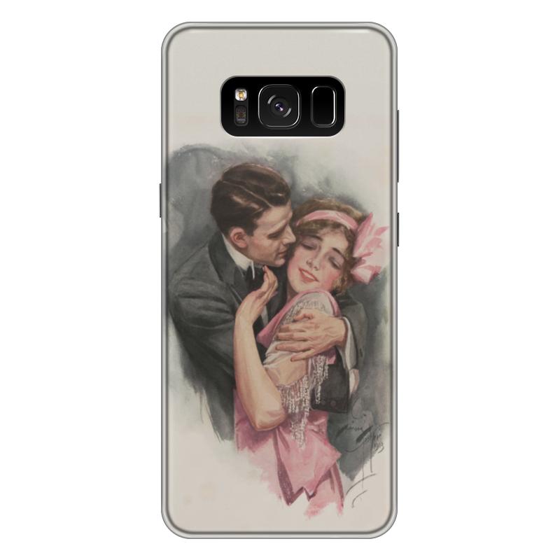 Чехол для Samsung Galaxy S8 Plus силиконовый Printio День святого валентина чехол для samsung galaxy s8 plus силиконовый printio танос