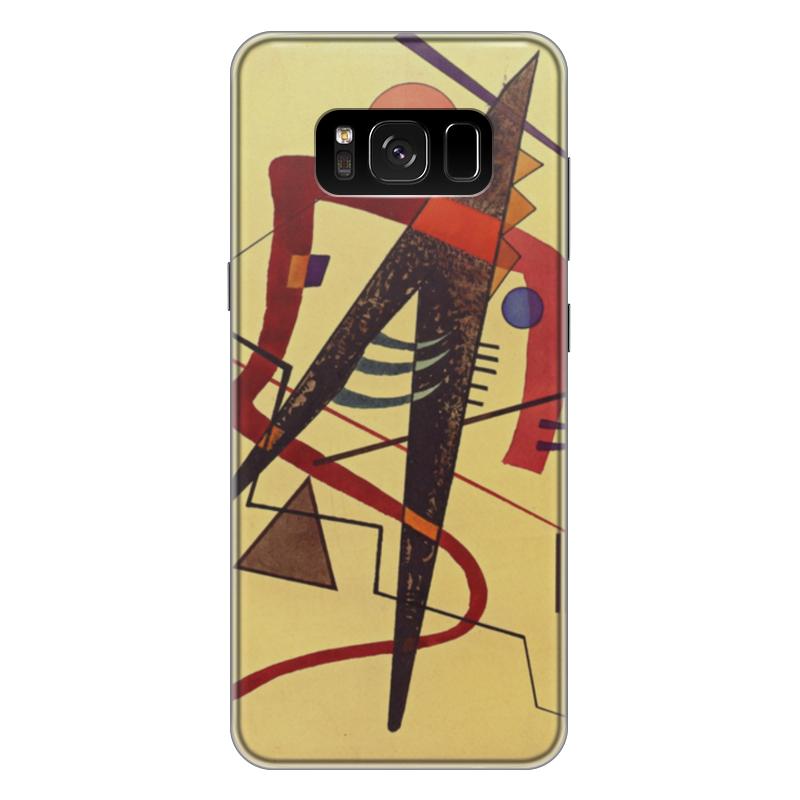 Чехол для Samsung Galaxy S8 Plus силиконовый Printio Тепло (пауль клее) чехол для samsung galaxy s5 printio лесные ведьмы пауль клее