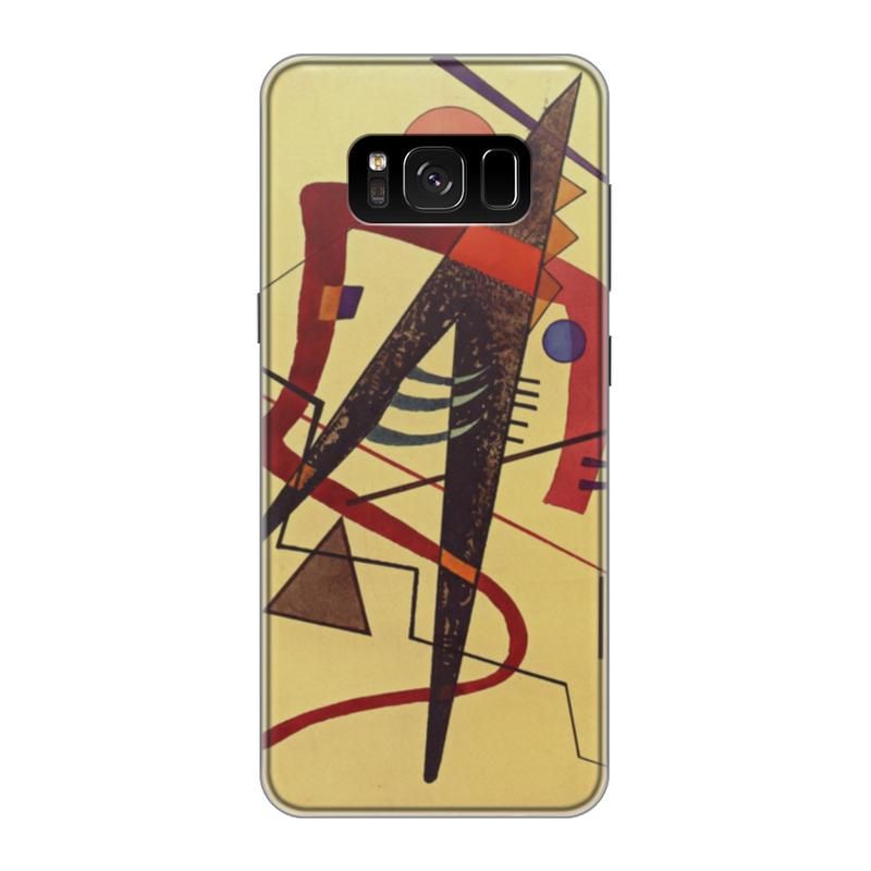 Чехол для Samsung Galaxy S8 силиконовый Printio Тепло (пауль клее) чехол для samsung galaxy s5 printio лесные ведьмы пауль клее
