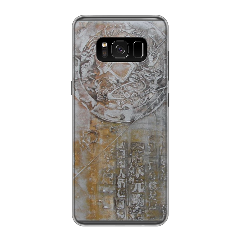 Чехол для Samsung Galaxy S8 силиконовый Printio Знаки чехол для samsung galaxy s8 силиконовый printio сталкер