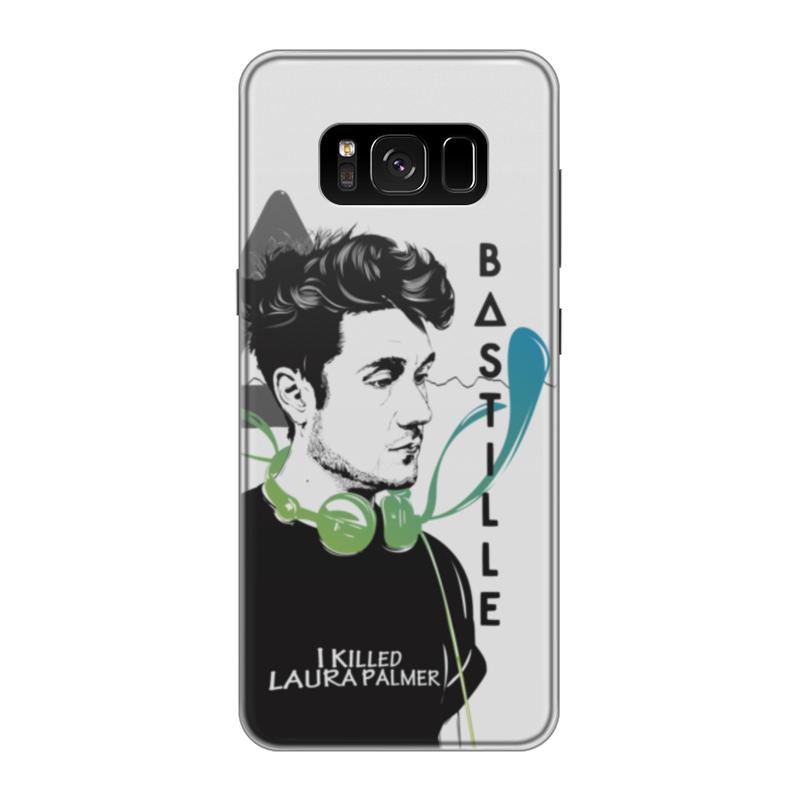 Чехол для Samsung Galaxy S8 силиконовый Printio Bastille чехол для samsung galaxy s8 силиконовый printio сталкер
