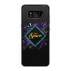 """Чехол для Samsung Galaxy S8 силиконовый """"Love Space"""" - звезды, космос, вселенная"""