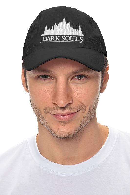 Кепка Printio Dark souls dark souls prepare to die