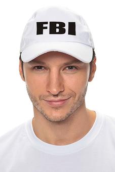 """Кепка """"FBI"""" - юмор, популярные, прикольные, выделись из толпы"""