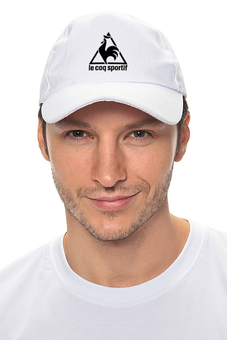 "Кепка ""le coq sportif hat"" - спорт, le coq sportif, ле кок спортив"