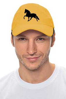 """Кепка """"лошадь"""" - лошадка, конный спорт, верховая езда, конники"""
