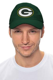 "Кепка ""Green Bay Packers"" - nfl, американский футбол, green bay packers, грин-бей пэкерс"