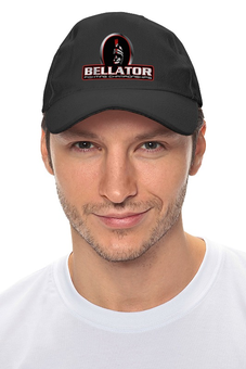 "Кепка ""Bellator logo"" - ufc, mma, мма, bellator, шлеменко"