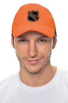 "Кепка ""Логотип  NHL"" - популярные, бейсболка"