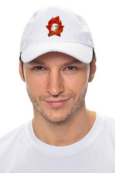 """Кепка """"Red star"""" - ссср, ленин, россия, красная звезда, всегда готов"""