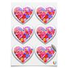"""Магниты-сердца 7.5x9.7см """"День всех влюбленных"""" - любовь, день святого валентина, валентинка, i love you, день влюбленных"""