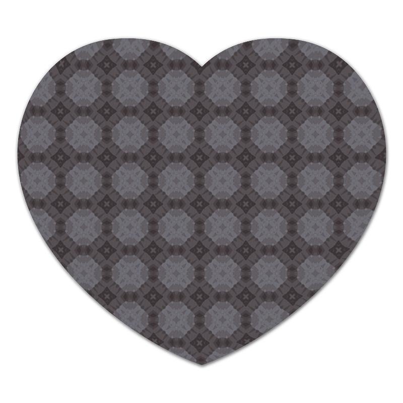 цена Коврик для мышки (сердце) Printio Static