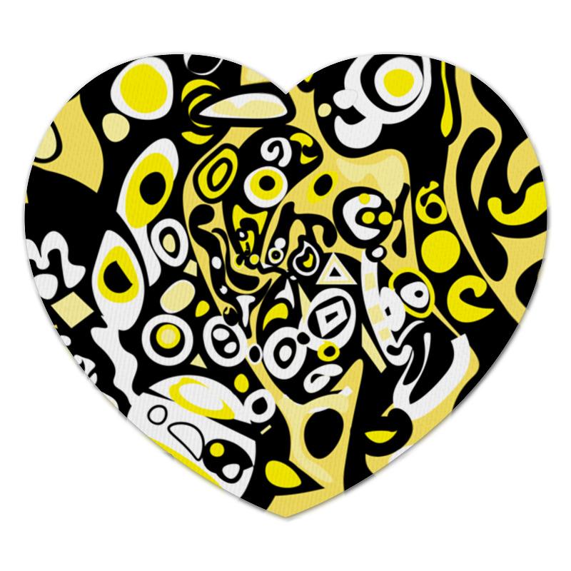 Коврик для мышки (сердце) Printio Iommm50232 printio коврик для мышки сердце