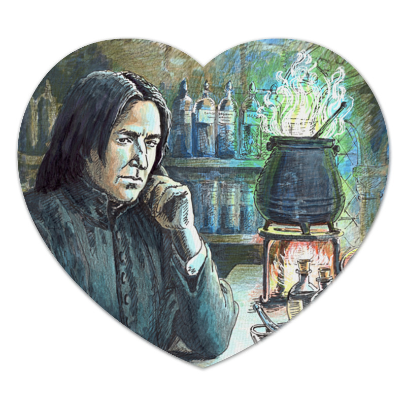Printio Волшебному учителю коврик для мышки сердце printio на 8 марта учителю музыки