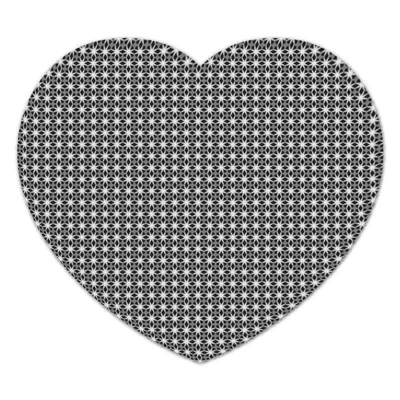 Коврик для мышки (сердце) Printio Valentine