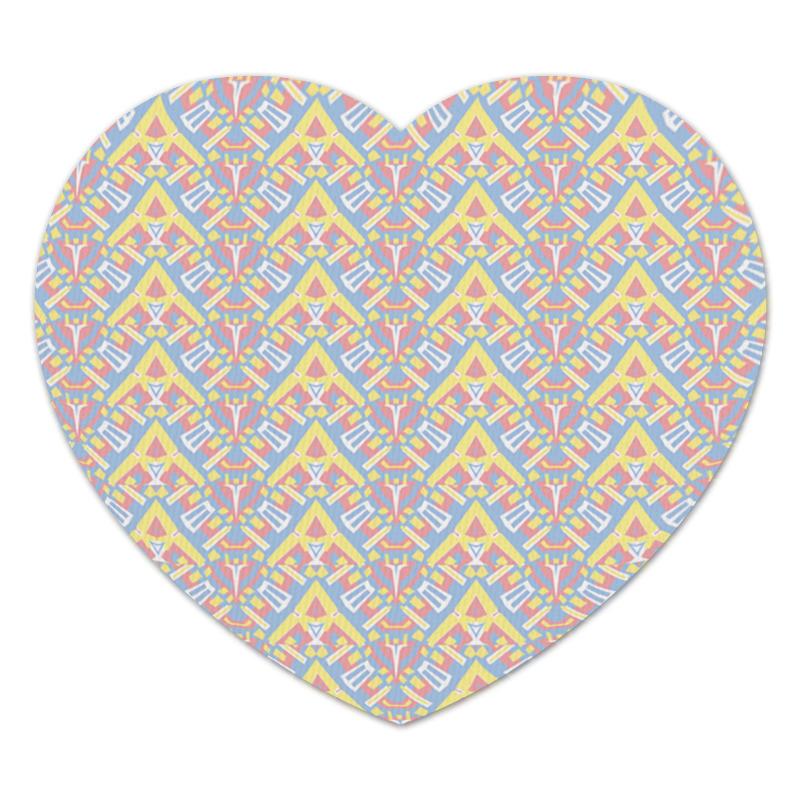 Коврик для мышки (сердце) Printio Ngjjvbn480 платье без рукавов printio ngjjvbn480