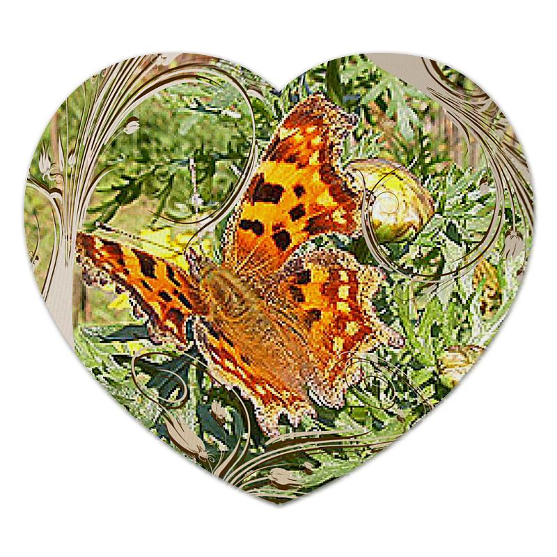 Коврик для мышки (сердце) Printio Королева. коврик для мышки сердце printio дудлы