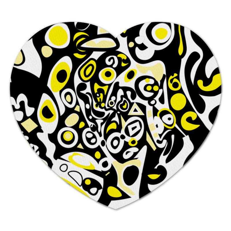 Коврик для мышки (сердце) Printio Iommm5023 коврик для мышки сердце printio дудлы