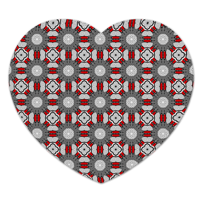 Коврик для мышки (сердце) Printio Jjov8111