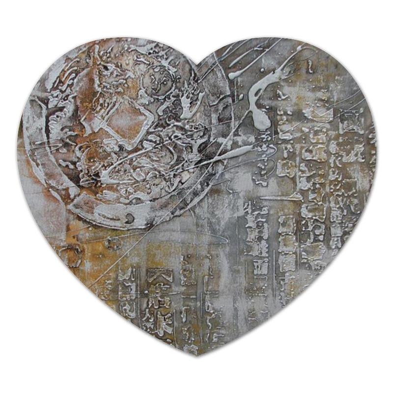 Коврик для мышки (сердце) Printio Знаки