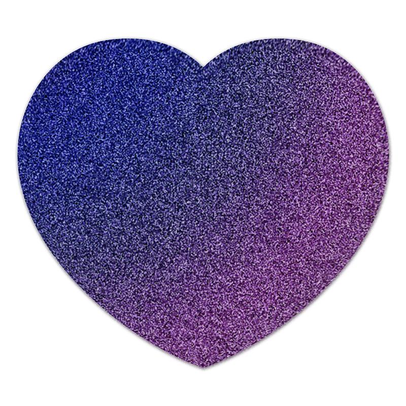 Коврик для мышки (сердце) Printio Gli heart коврик для мышки сердце printio ландыши