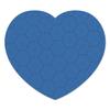 """Коврик для мышки (сердце) """"Геометрия Соты"""" - геометрия, соты, геометрический орнамент"""