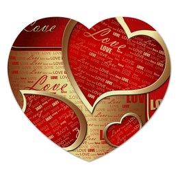 """Коврик для мышки (сердце) """"Сердце"""" - сердце"""
