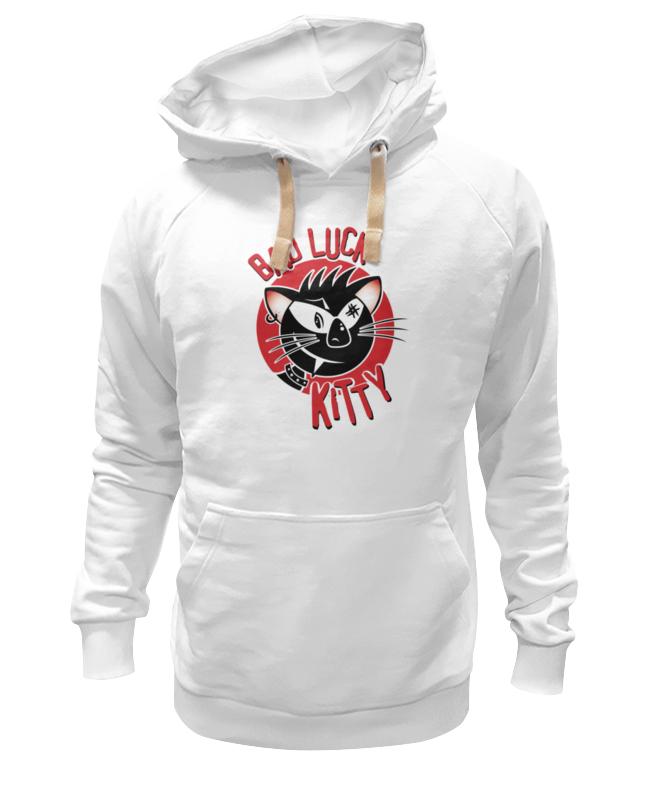 Толстовка Wearcraft Premium унисекс Printio Bad luck футболка wearcraft premium printio good luck