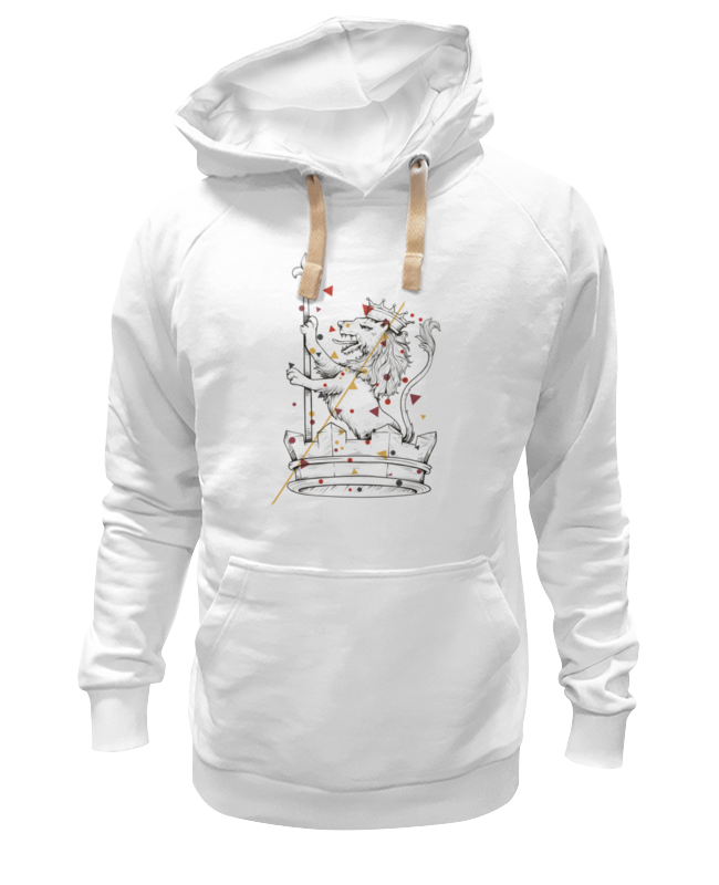 Толстовка Wearcraft Premium унисекс Printio Король лев футболка wearcraft premium printio король лев