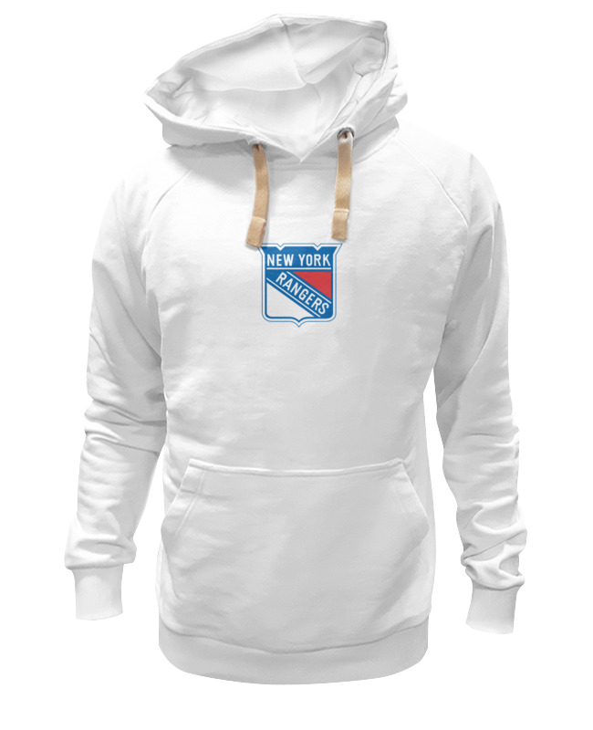 Толстовка Wearcraft Premium унисекс Printio New york rangers / nhl usa футболка wearcraft premium printio new york rangers nhl usa
