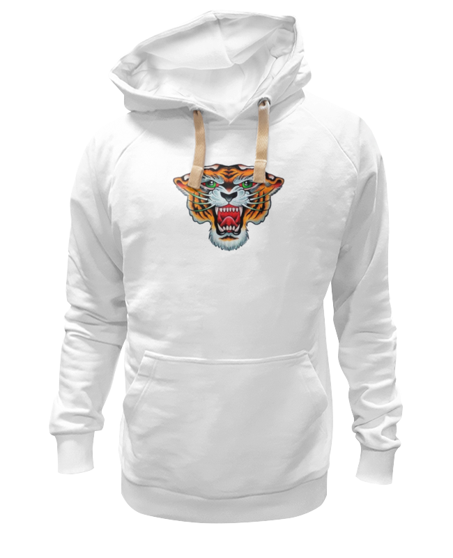 Printio Tiger old school толстовка wearcraft premium унисекс printio old school style