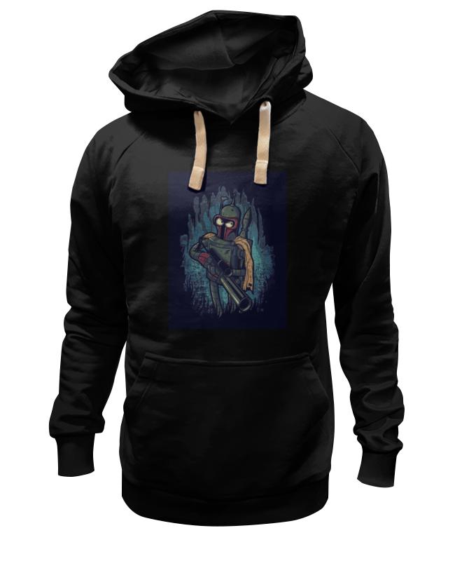 Толстовка Wearcraft Premium унисекс Printio Boba bender футболка wearcraft premium printio boba bender