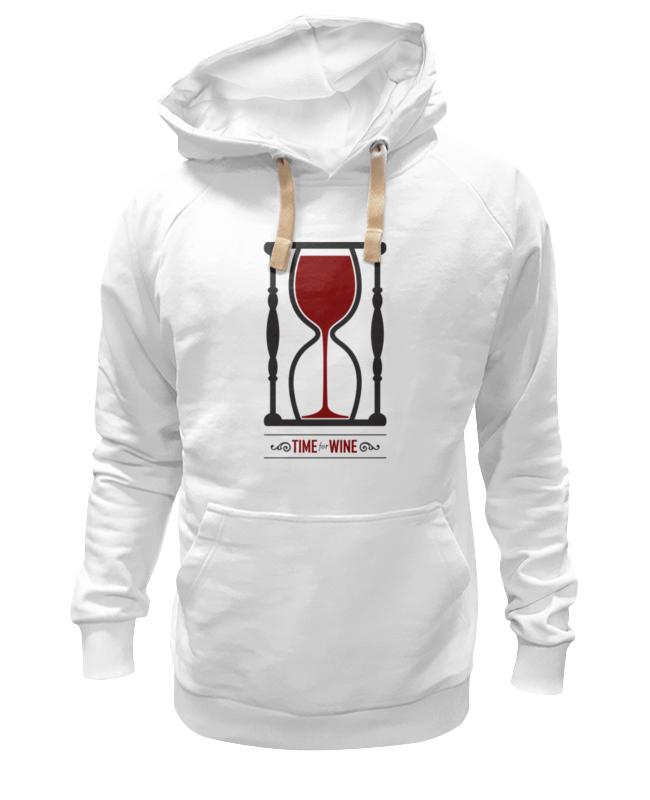 Толстовка Wearcraft Premium унисекс Printio Время для вина sela sela se001ewimv10