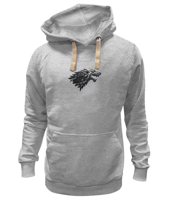 Толстовка Wearcraft Premium унисекс Printio Дом старков (игра престолов) толстовка wearcraft premium унисекс printio волк и дракон игра престолов