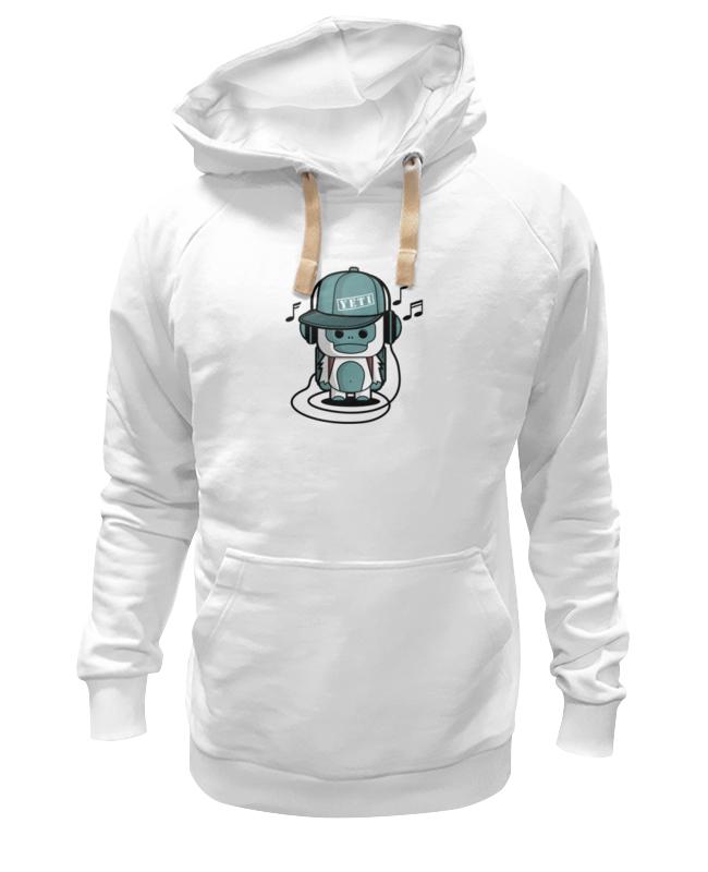 Толстовка Wearcraft Premium унисекс Printio Йети (монстрик)