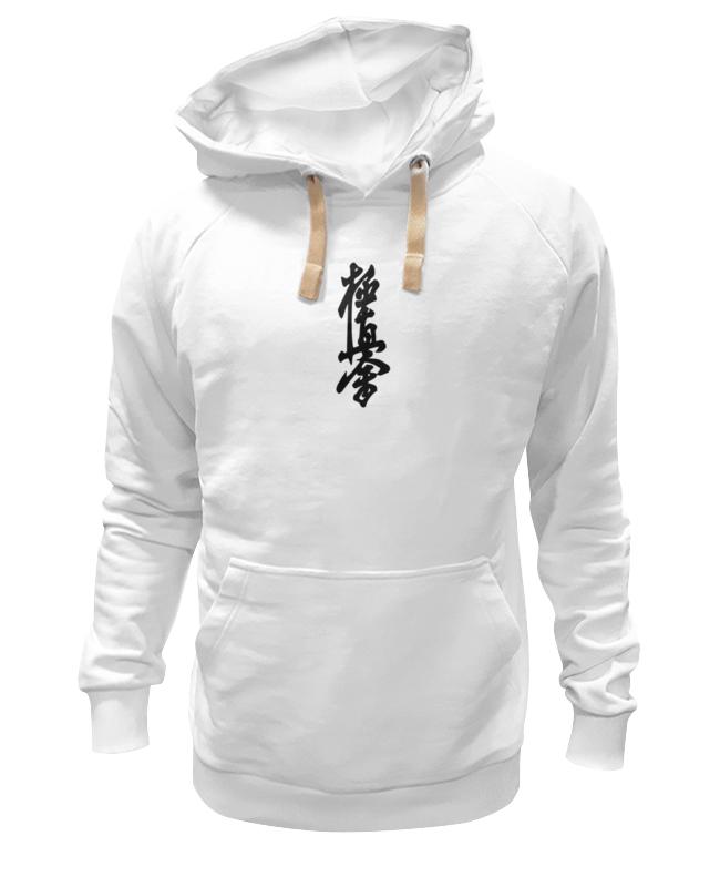 Толстовка Wearcraft Premium унисекс Printio Kyokushinkai футболка wearcraft premium printio kyokushinkai