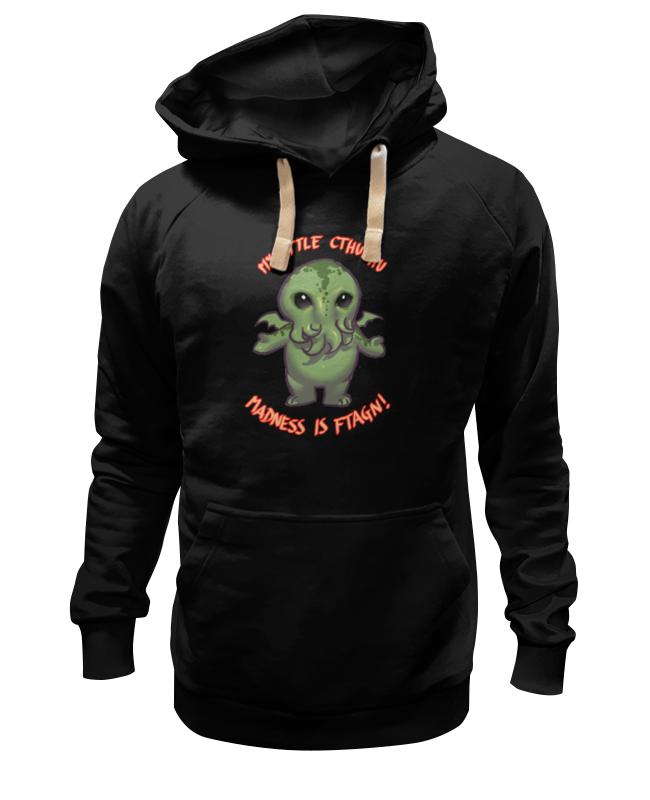 Толстовка Wearcraft Premium унисекс Printio Ктулху (англ. cthulhu) футболка стрэйч printio ктулху англ cthulhu