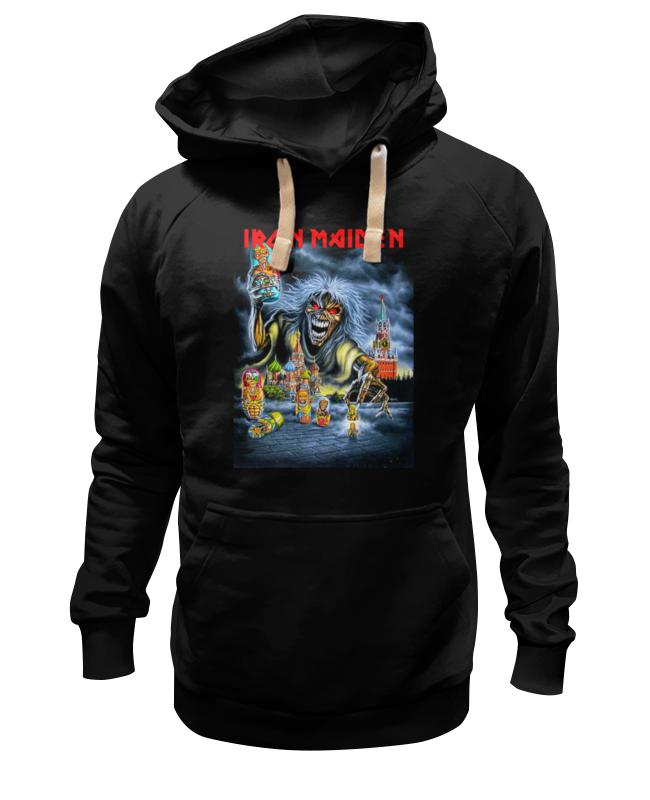 Толстовка Wearcraft Premium унисекс Printio Iron maiden band cd iron maiden a matter of life and death