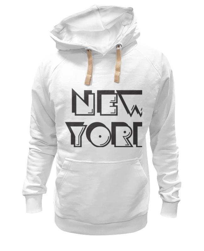 Толстовка Wearcraft Premium унисекс Printio New york толстовка huf new york box logo crew