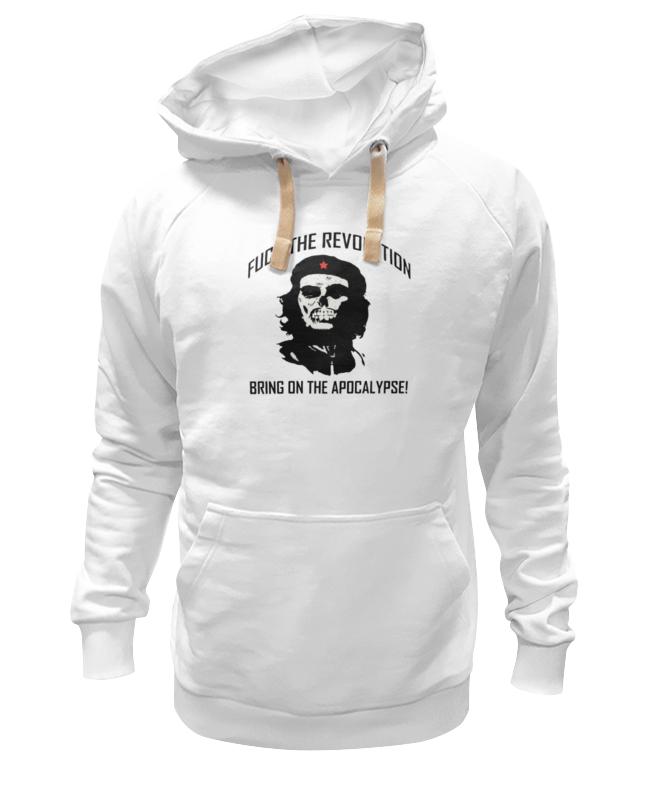 Толстовка Wearcraft Premium унисекс Printio Che guevara skull толстовка wearcraft premium унисекс printio skull island
