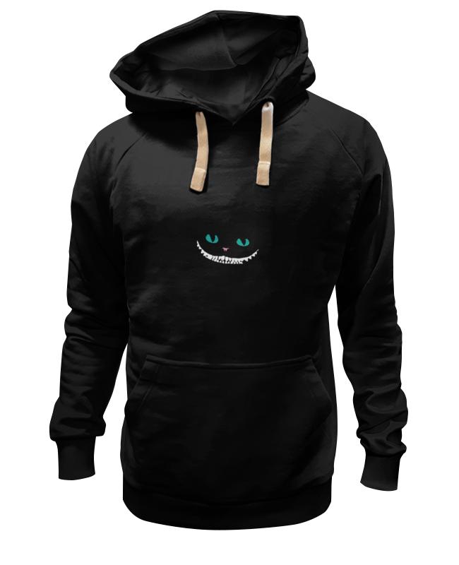 Толстовка Wearcraft Premium унисекс Printio Чеширский кот (алиса в стране чудес) рудько м худ алиса в стране чудес