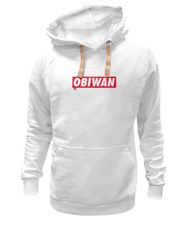 Толстовка Wearcraft Premium унисекс Printio Оби ван