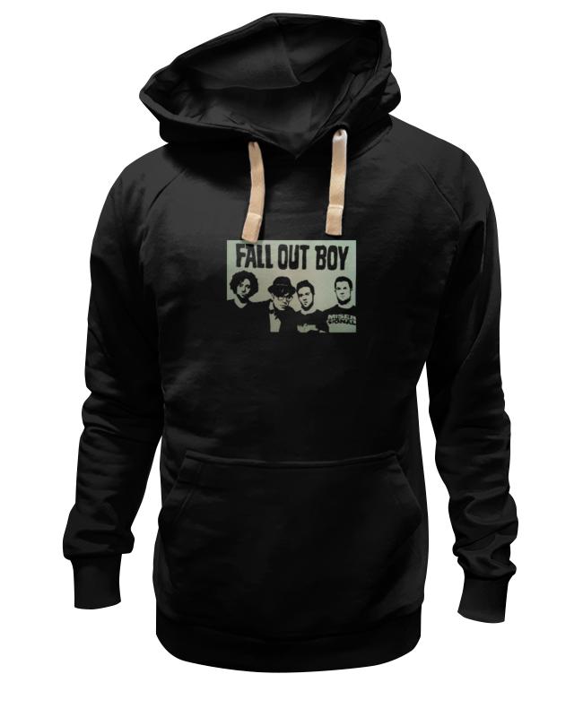 Толстовка Wearcraft Premium унисекс Printio Fall out boy